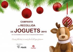 Cartell Campanya joguets 2015