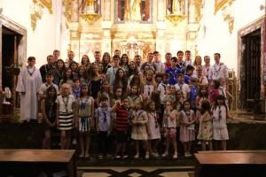 Eucaristia 40 anys foto grup
